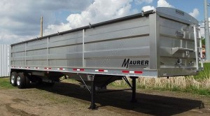 Dawson Truck Parts is a Maurer Dealer, call for details to select a trailer just right for your needs!